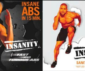 New Insanity Workout DVDs