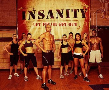 Insanity - Get Fit